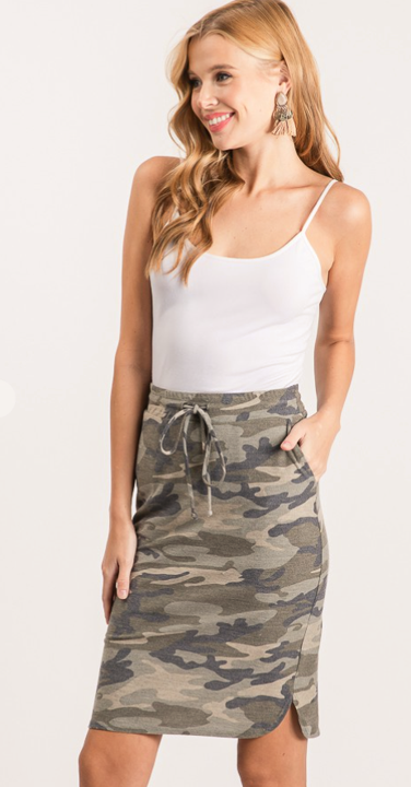 The Camila - Women's Plus Size Skirt