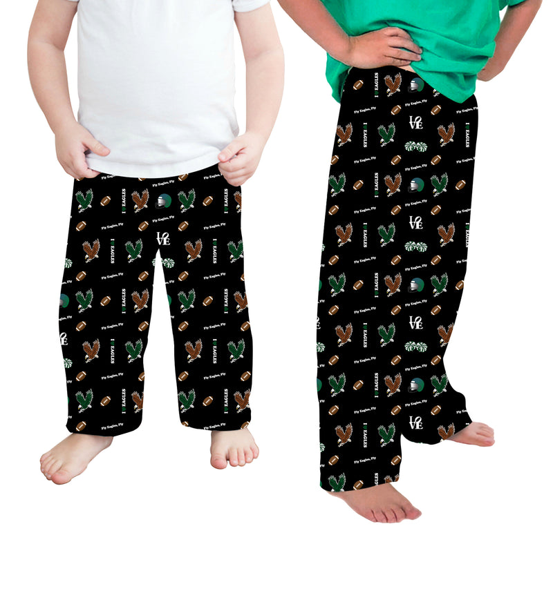 Go Birds Lounge Pants - Kids Unisex