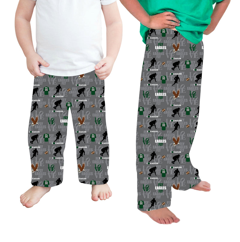 Eagles Blitz Lounge Pants - Kids Unisex
