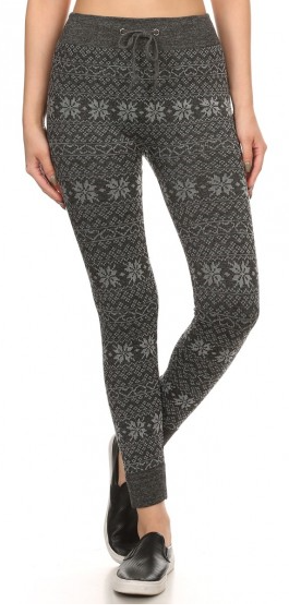 Frosty Morning - Women's French Terry Jogger