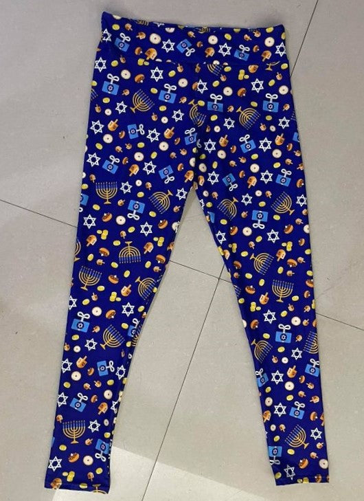 Spark of the Divine - Girls Leggings