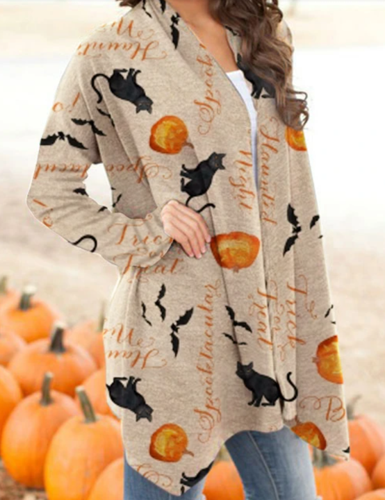 Haunted Night - Women's Cardigan