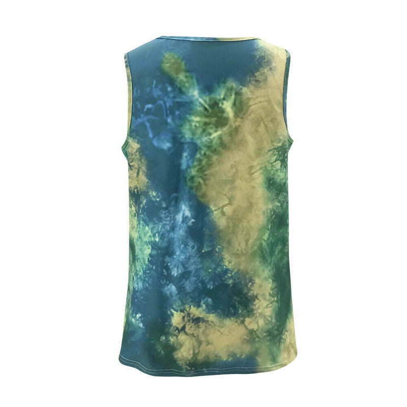 The Jameka - Tie Dye Tank Top