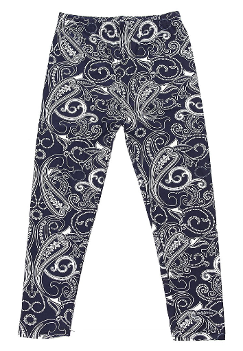 Aztec Princess - Girls Leggings