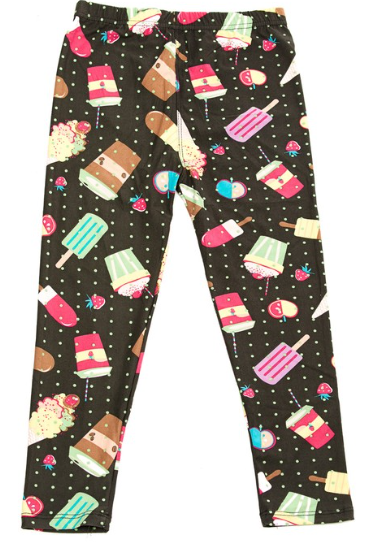 Sugar Rush - Girl's Leggings