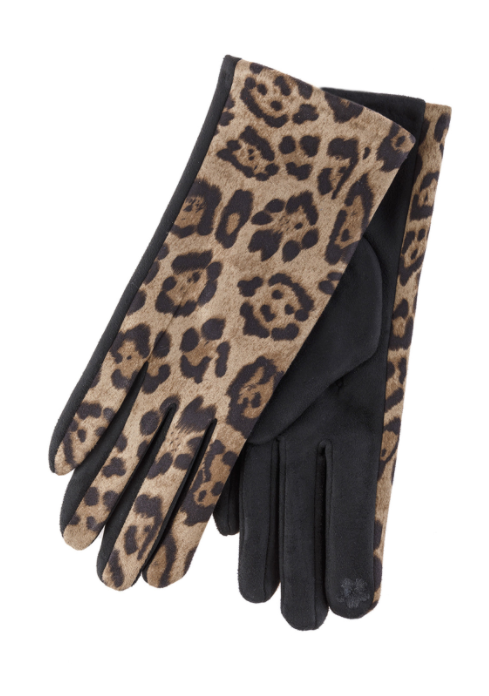 Leopard Smart Gloves