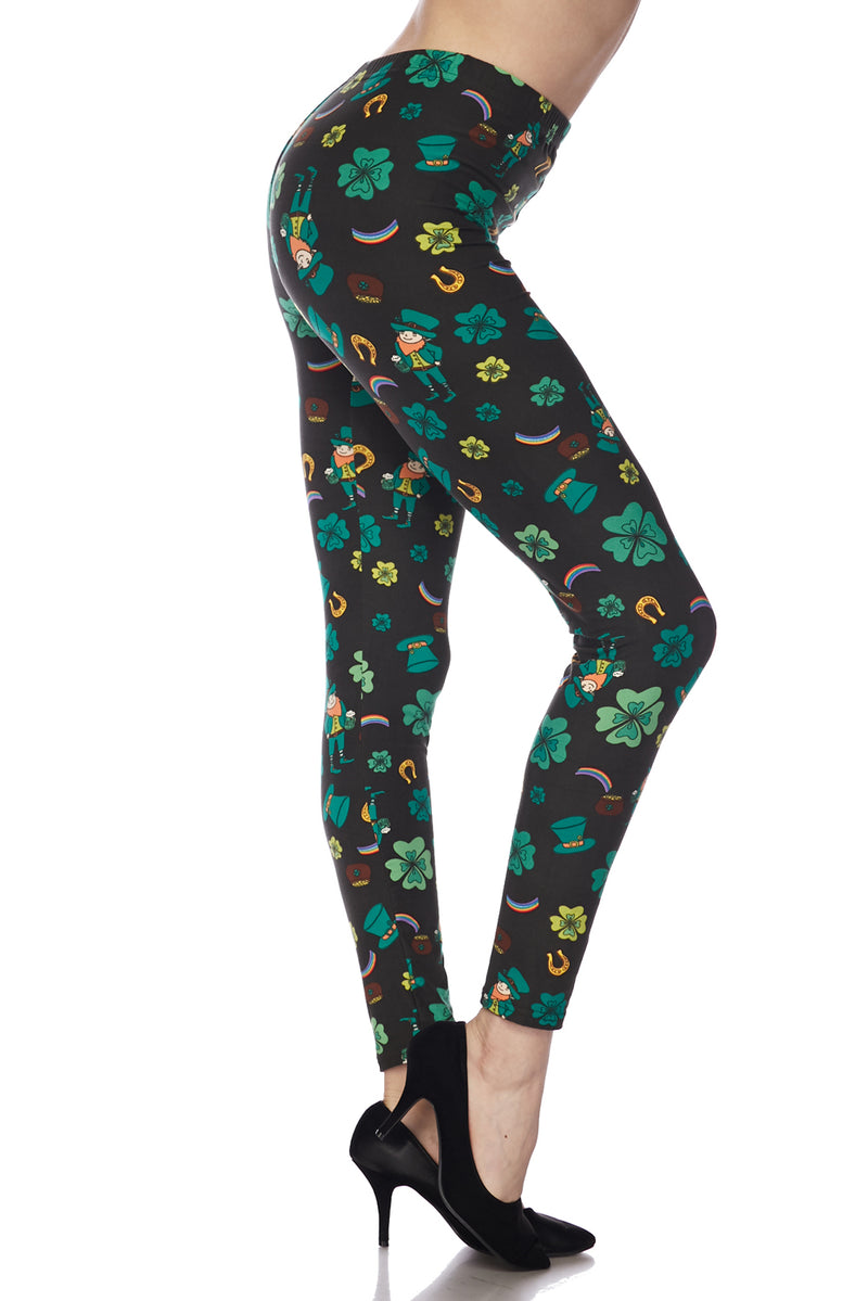 Me Lucky Charms  - Women's One Size Leggings