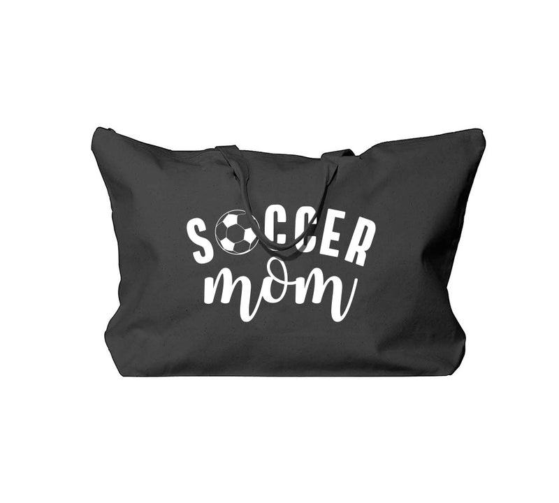 Soccer Mom - Oversized Tote Bag