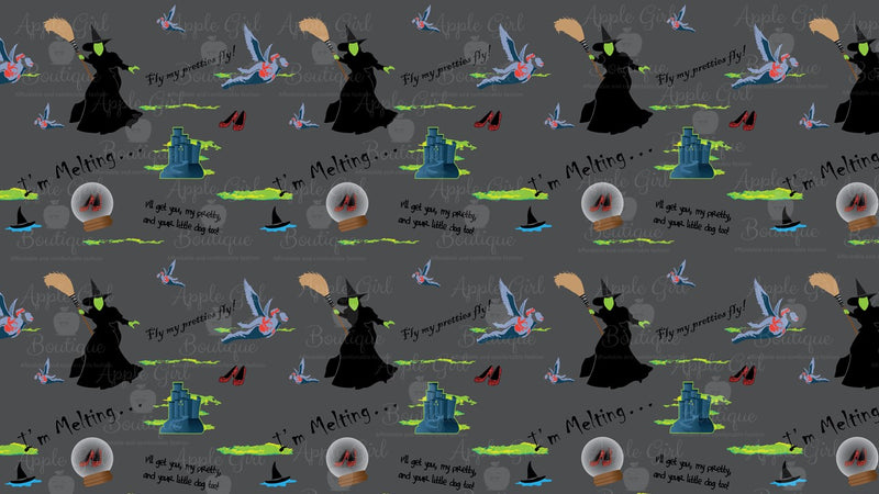 Wicked Witch - Girls Leggings