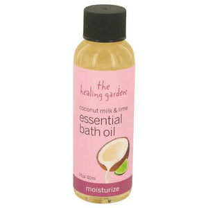 Coconut Milk & Lime by The Healing Garden Moisturize Bath Oil 2 oz (Women)