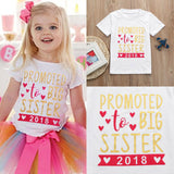 Toddler Baby Girls Letter Print short sleeve T-shirts Shirt Tops Casual Summer children's Clothing Outfits costume for kids