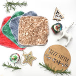 Cloth Wipes - Christmas Sparkle
