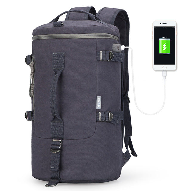 High Capacity Multifunction Backpack & Travel Bag