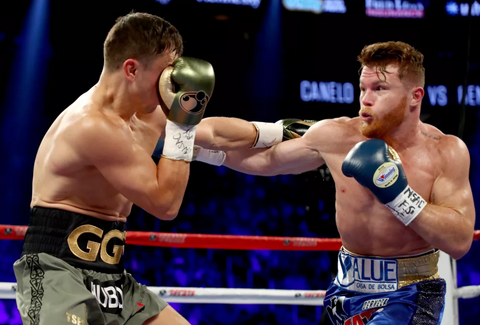 Triple G and Canelo Clenbuterol scandal