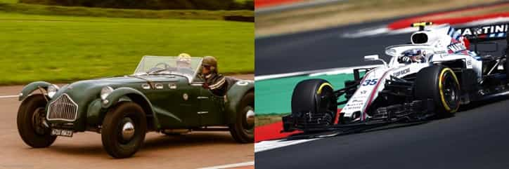 The British Racing Green: Giving Ferrari Headaches Since 1958
