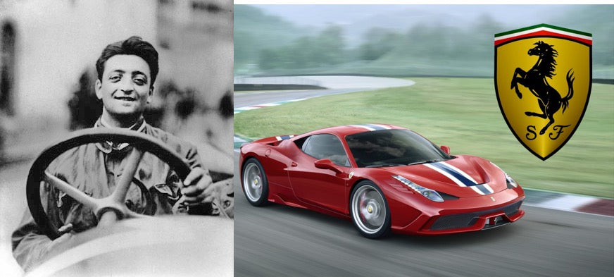 The Ins and Outs of Italian Iron: Remembering Enzo Ferrari