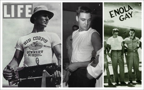 history of the t shirt