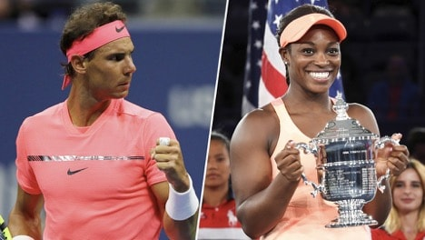 With Honor and Humor: A Tribute to Tennis and the US Open