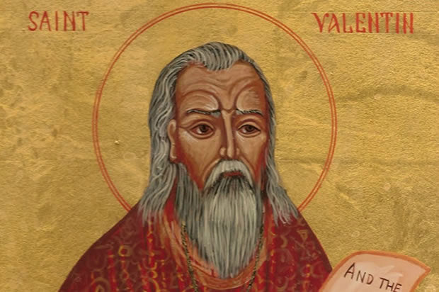 7 Strange Facts About St. Valentine's Day