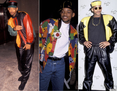 fresh prince of bel-air style