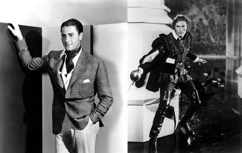 Errol Flynn fashion and accessories