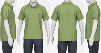 Otero menswear 3d proportional sizing - clothes for short men