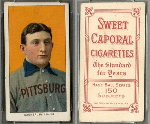 Allen & Ginter Tobacco produced the famous Champions of the World series in the late 1880s