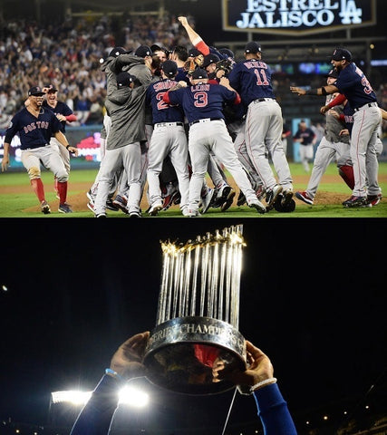 red sox 2018 world series
