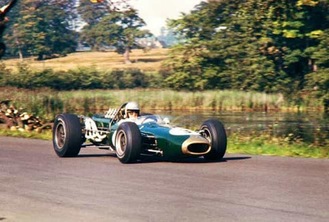 Jack Brabham British racing team