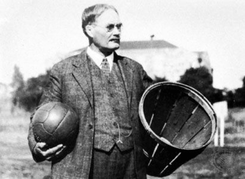 Dr. James Naismith - Canadian beginnings of basketball