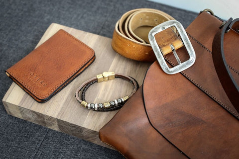 otero menswear accessories for short men