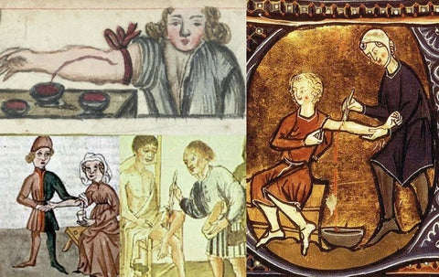 medieval physicians and bad habits