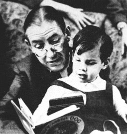 Ogden Nash reading the common cold poem