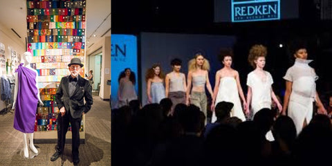 Denver fashion week runway and designers