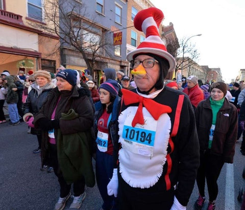 turkey trot costumes