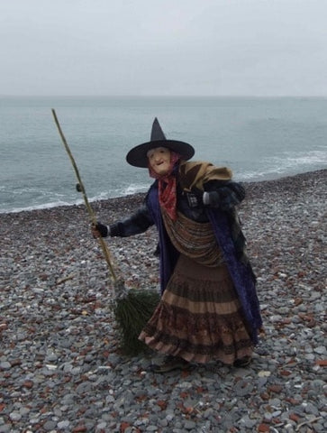 Italy's kind old witch Befana