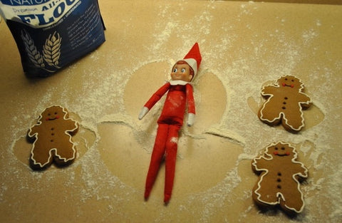 elf on the shelf holiday tradition