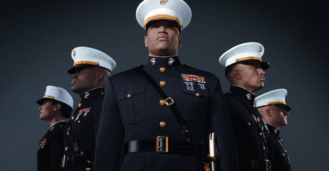 American military navy uniforms