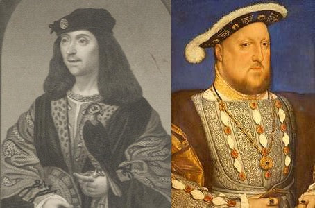 James IV of Scotland & Henry VIII - Why Whiskey Exists