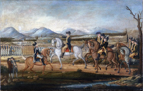 Whiskey Rebellion of 1791