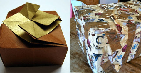fathers day gift wrapping