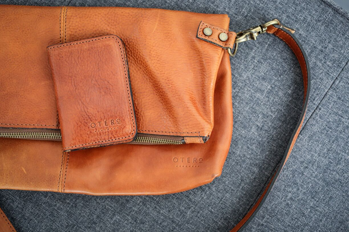 otero crossbody bag with wallet