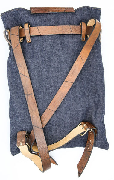 adjustable leather straps