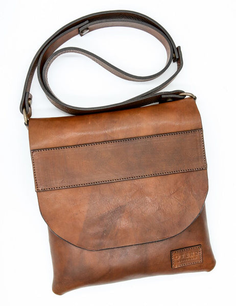 otero menswear minimalist crossbody leather bag