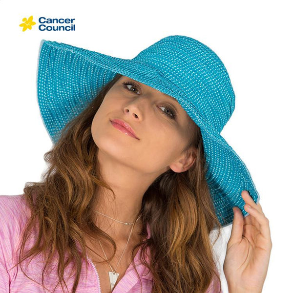 Rigon Hats Cancer Council - Women's Endless Summer Resort Hat (BD18)