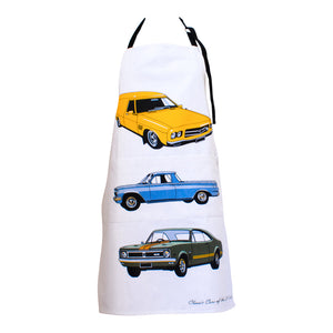 Aprons - Holden classic cars-Apron-Oz About Oz