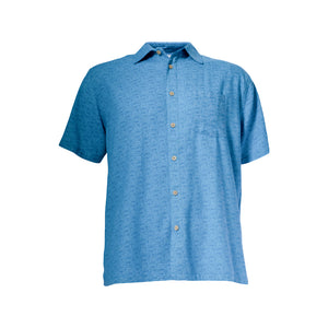 Men's Bamboo Shirt - Oxygen-Bamboo men's shirt-Oz About Oz