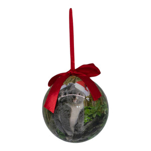 Christmas koalas bauble decoration