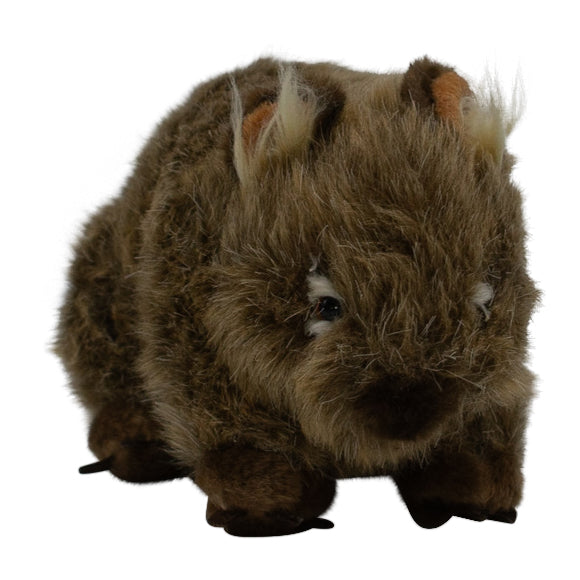Wombat Australian soft toy - (Outbacker Tomfoolery)