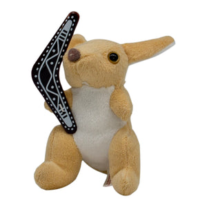 Kangaroo soft toy - small souvenirs